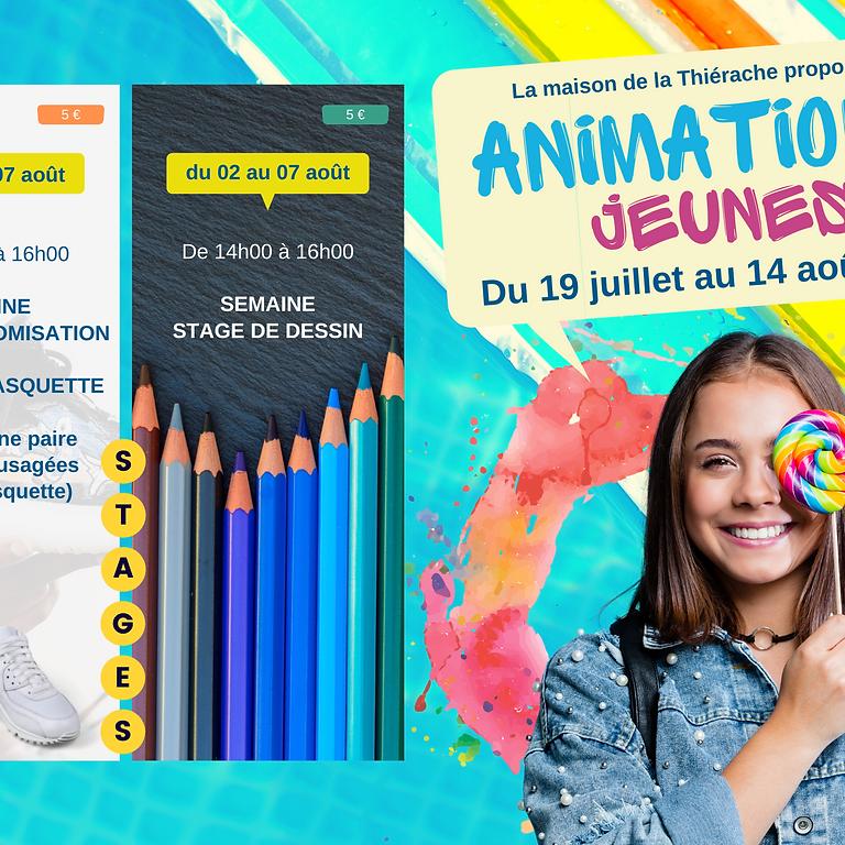 Animations jeunesse !