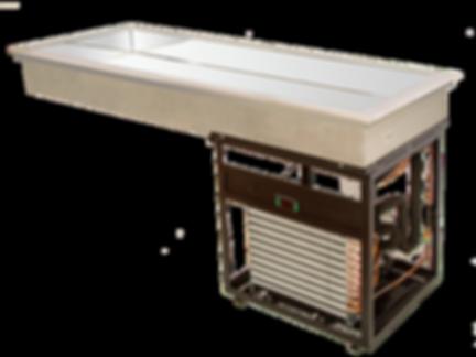 Pista Refrigerada STEEL - GLASART