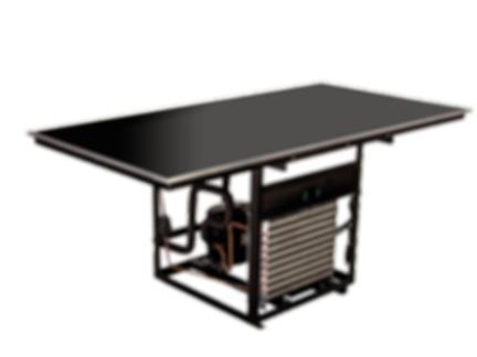 Pista Refrigerada Onix - GLASART
