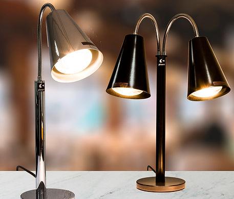 Luminária Aquecedora SPOT- GLASART