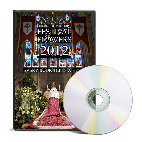Chichester Cathedral Festival of Flowers 2012 DVD