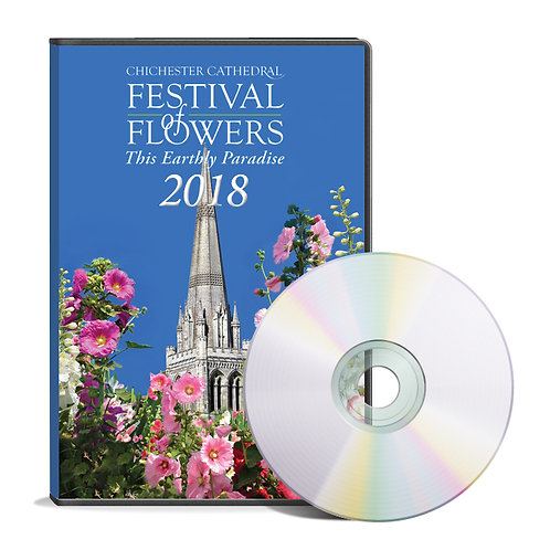 Chichester Cathedral Festival of Flowers 2018 DVD