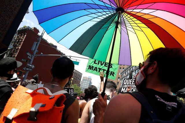 To the White LGBTQ Community: Your (Racist) Slip Is Showing [Colorlines]