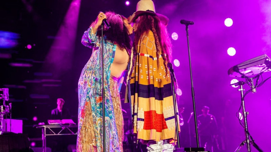 The Pleasure Gospel of Jill Scott and Erykah Badu [Medium]