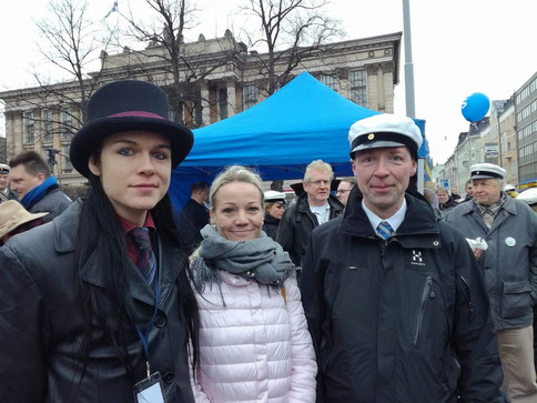 Vappujuhla, Helsinki
