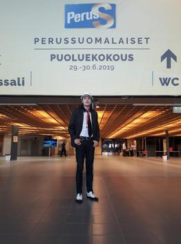 Puoluekokous, Tampere
