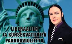 Liberaalien pakkoavioliitto