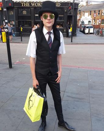 Lontoossa lomalla