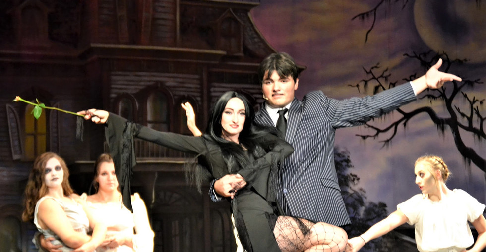 The Addams Family Musical 2019