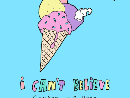 Sander W. & Jiniio – Can't Believe (Feat. Alexandra)