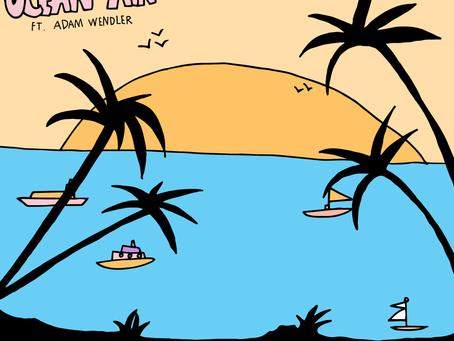 Daïtshi, Teva - Ocean Air (ft. Adam Wendler)