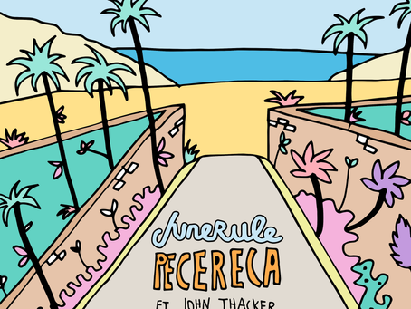 Junerule - Pecereca (ft. John Thacker)