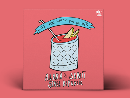 Alora & Senii, Stage Republic – Miss You When I'm Drunk