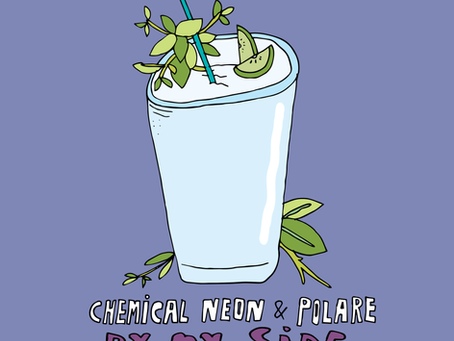 Chemical Neon, Polare– By My Side (ft. Eva Vinjor)