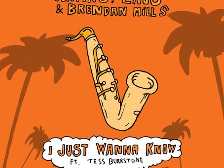 Artiks, Eros, Brendan Mills - I Just Wanna Know (ft. Tess Burrstone)