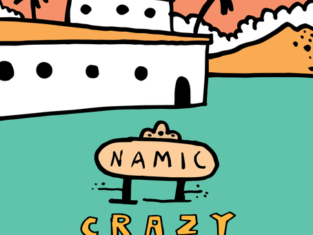 Namic - Crazy (feat. RYVM)