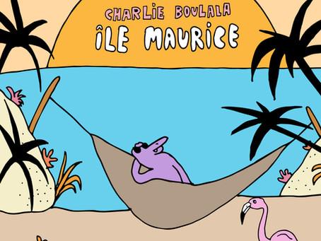 Charlie Boulala - Île Maurice