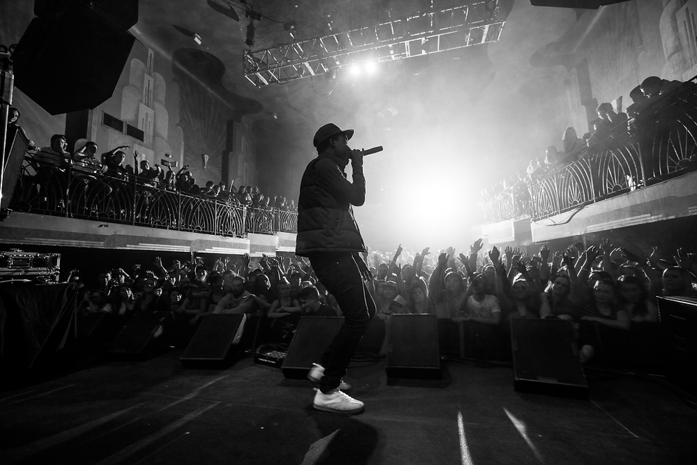 Skizzy On Stage (2)
