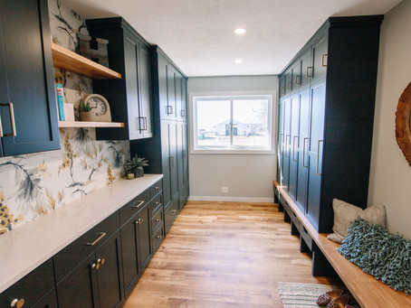 Revive @ Home: Entry + Pantry Reveal!