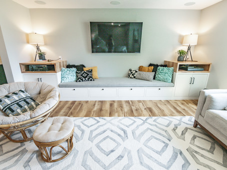 Revive @ Home: Living Room Reveal!