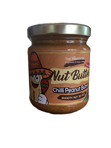 Chilli Smooth Nut So Hot