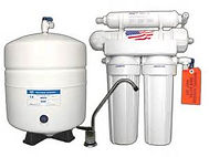 Point of Use Reverse Osmosis Filtration