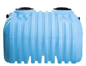 Norwesco bury-able septic tank
