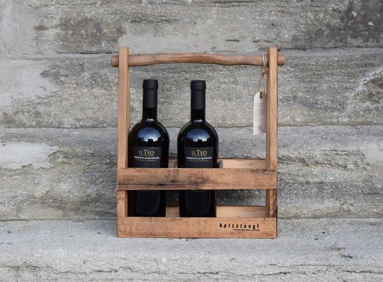 winecarrier 3 flaschen
