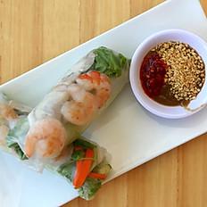 Spring Roll Pork & Shrimp
