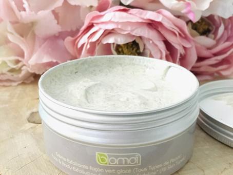 Nettoyez les impuretés de votre peau avec la Crème Exfoliante BOMOÏ