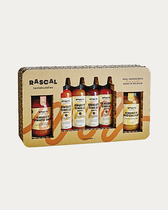 Rascal'End of the Year' Gift box