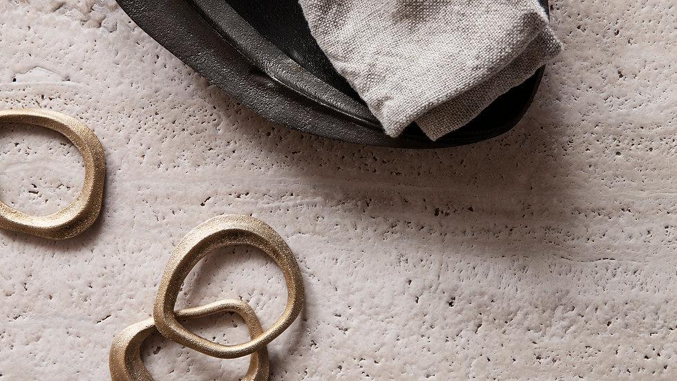 Flow napkin ring (4st.)