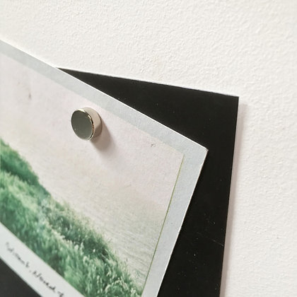Disk magneten