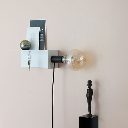 Magnetische lamp - incl licht bulb