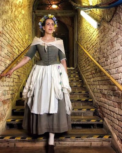 2nd Bridesmaid/ Chorus- Le nozze di Figaro- Grange Festival Opera