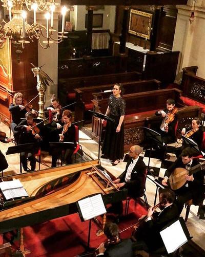 Medea-'Teseo'- London Handel Festival