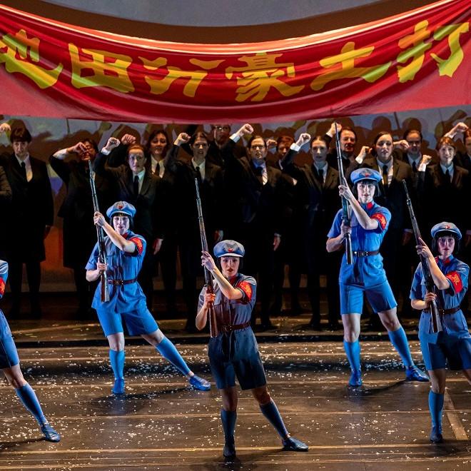 Scottish Opera- John Adam's Nixon in China