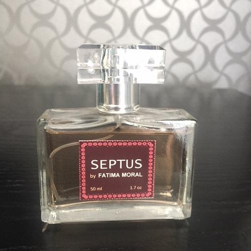 Perfume SEPTUS masculino para Limpeza e Proteção 50 ml