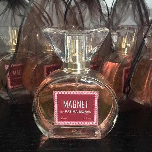 Perfume MAGNET feminino para Atração e Prosperidade 50 ml