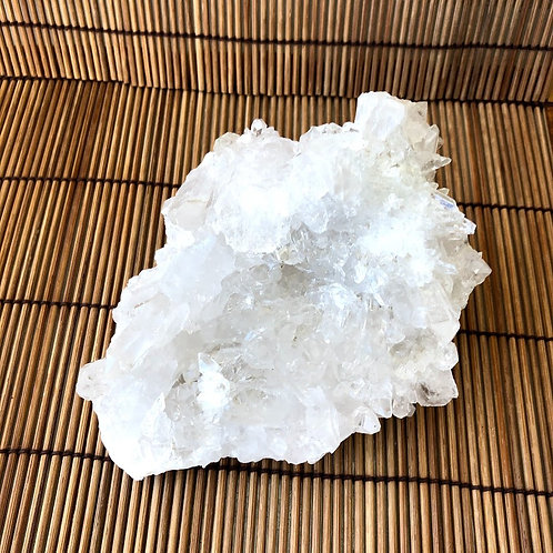 Drusa Quartzo Branco - 15 cm - 600g