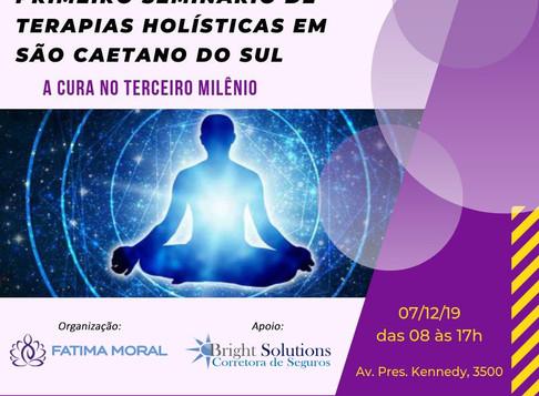 I Seminário de Terapias Holísticas em São Caetano do Sul