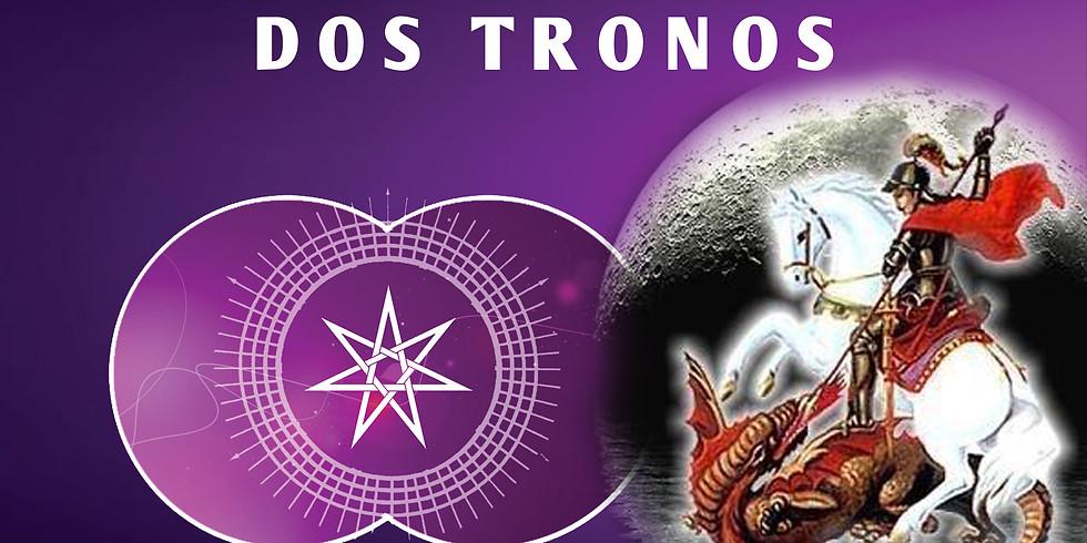 14/09 - GRATUITO - Vivência com a Mesa Radiônica dos Tronos para Abertura de Caminhos e Prosperidade