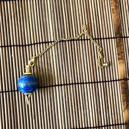 Pêndulo Lapis Lazuli