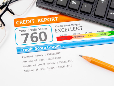 The importance of healthy credit habits