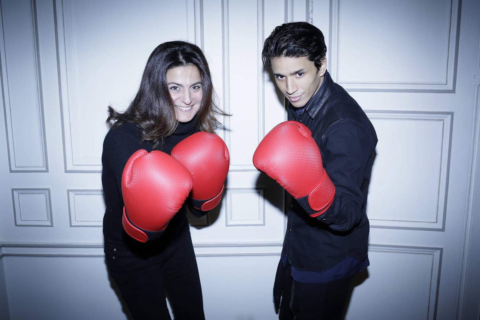 Chantal GEMAYEL & Tony BOCCARA