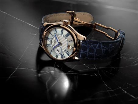 Small Seconds, la nouvelle montre signée Frédérique Constant