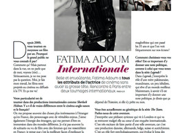 INTERVIEW - GAZELLE MAGAZINE