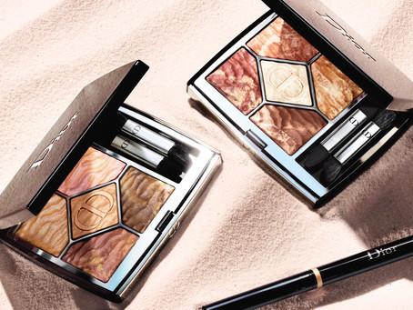 Summer Dune, la nouvelle gamme de maquillage de Dior