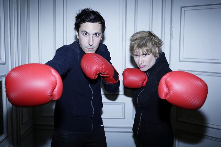 Julien KERIHUEL & Stéphanie VALTON