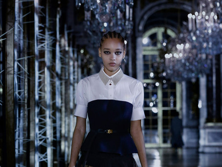 CHRISTIAN DIOR COLLECTION AUTOMNE 2021